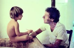 ADAM COHEN + LEONARD COHEN